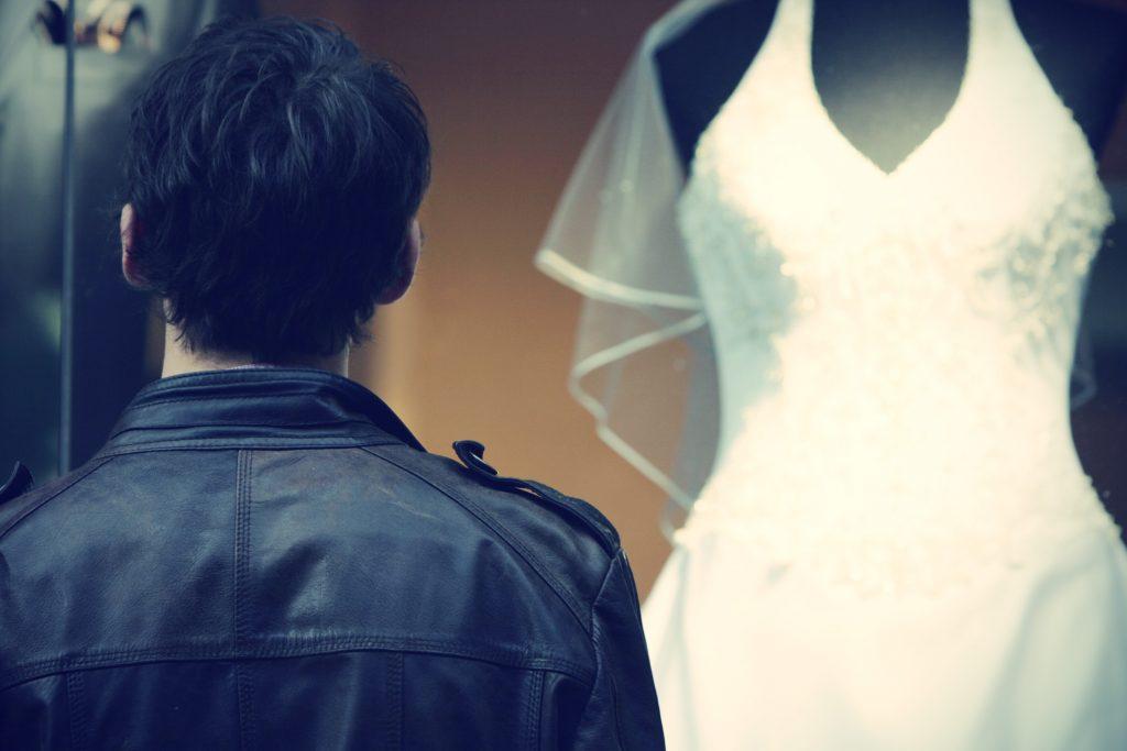 恋愛 失敗 ウエディングドレス 男性