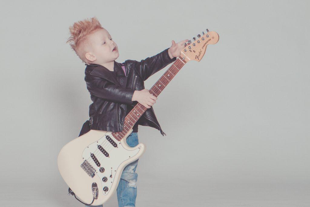 恋愛 失敗 子供 ギター